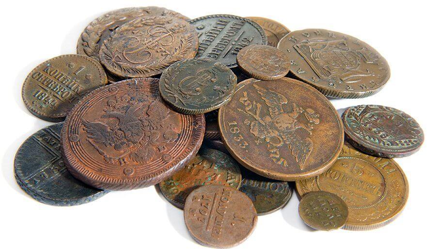 Чем очистить медную монету от окиси в домашних условиях 99