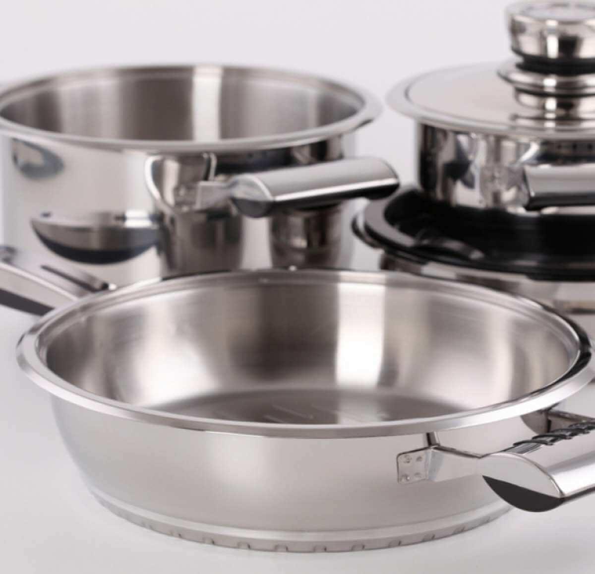 Действительно ли вредна алюминиевая посуда