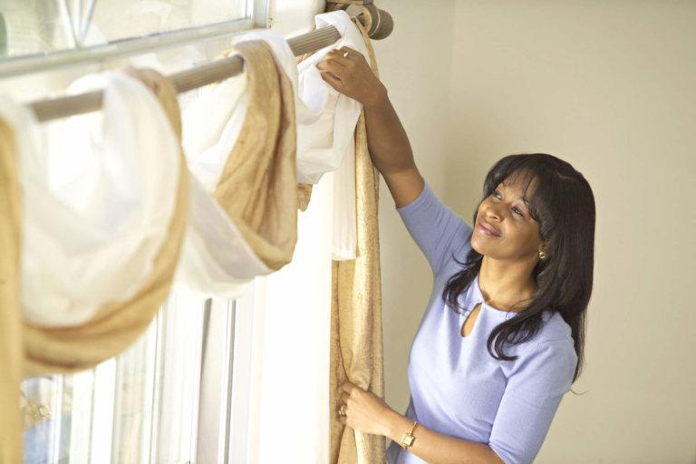 Как отбелить тюль капроновую в домашних условиях от желтизны