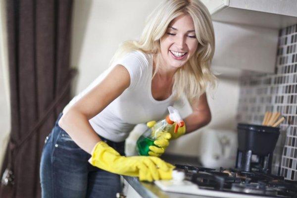 Как отмыть решетку газовой плиты от жира и нагара