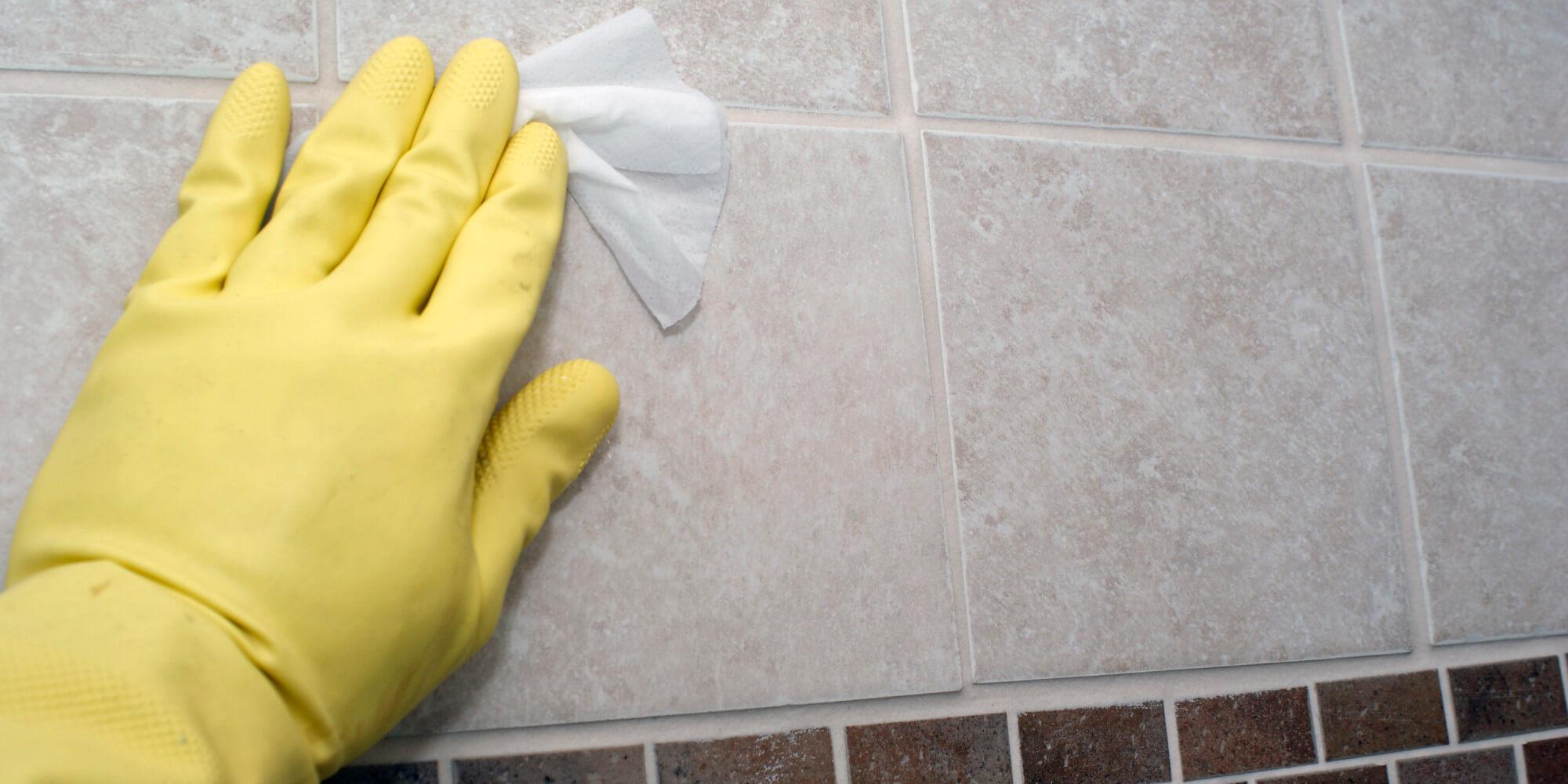 Как почистить межплиточные швы в домашних условиях
