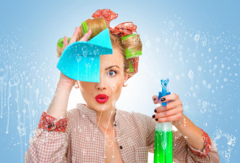 Как отмыть зеркало за 2 минуты без разводов