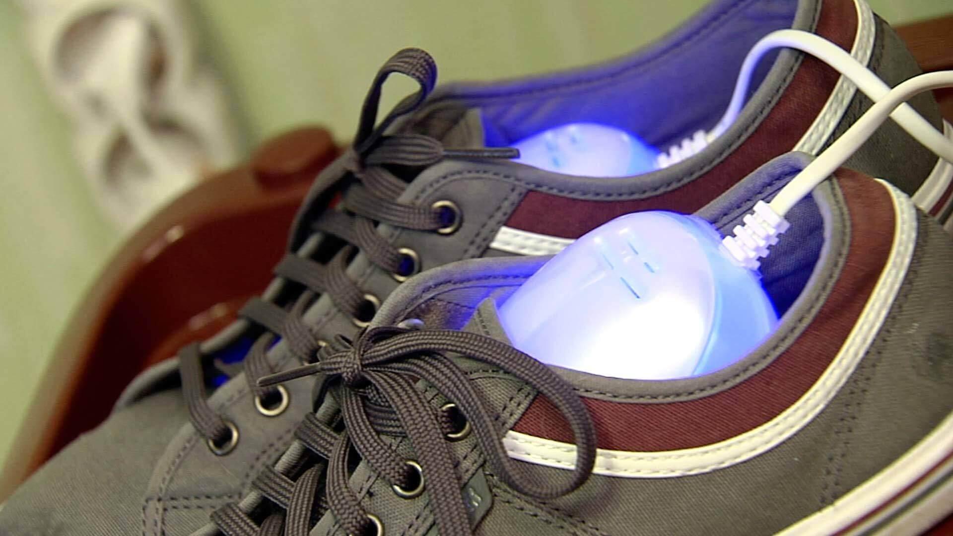 Как высушить промокшую обувь за 15 минут