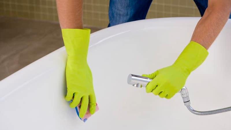 Рейтинг самых эффективных средств для мытья ванны