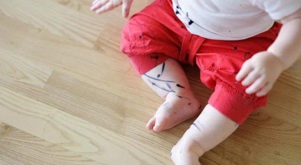 Как отстирать фломастер с одежды, кожи ребенка и мебели, а также чем отмыть с обоев или белья