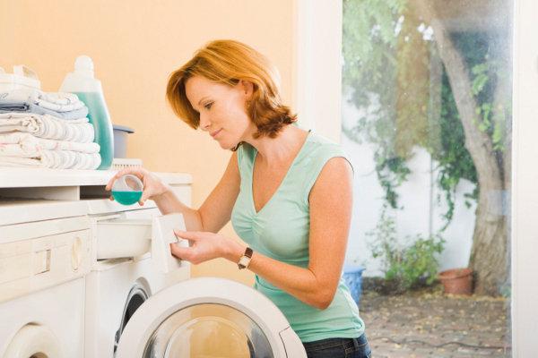 Как стирать полиэстер: пальто, куртку, термобелье, плед