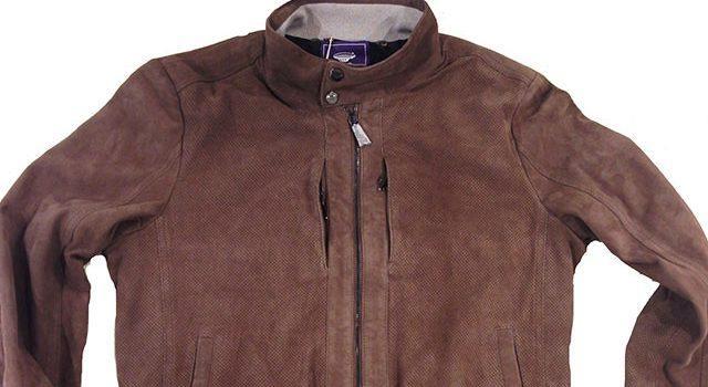 Как и чем  можно почистить замшевую куртку