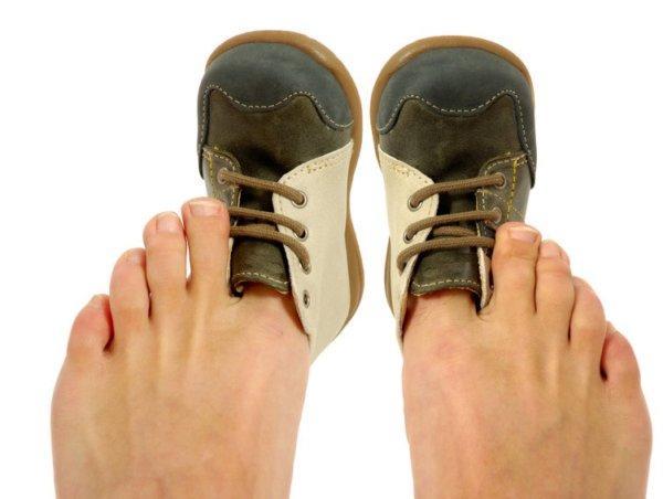 Как расширить кожаную обувь в домашних условиях