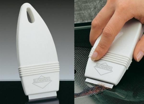 Скребок для чистки плиты ютуб губки для чистки стеклокерамических плит л
