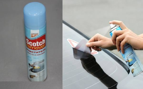 Как оттереть клей от скотча с различных поверхностей