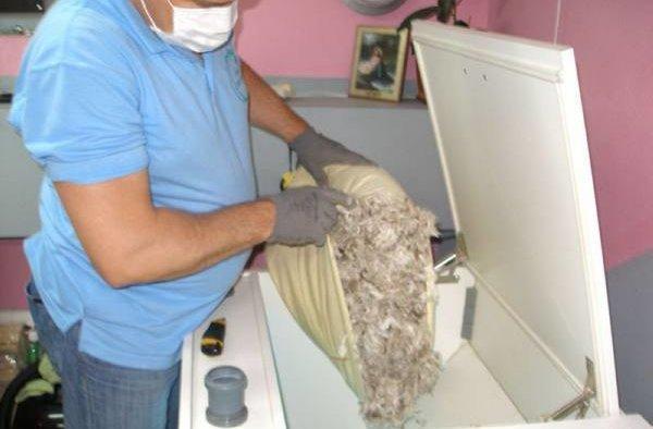 Как помыть перьевую подушку в домашних условиях