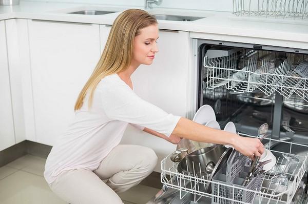 Как правильно чистить посудомоечную машину