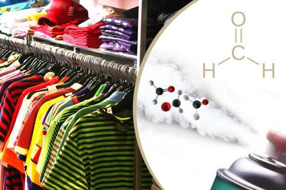 Как избавиться от запаха секонд хенда с одежды