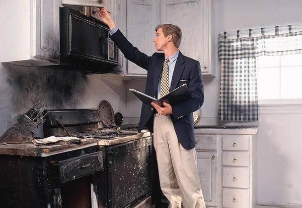 Как избавиться от запаха дыма и гари после пожара