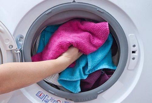 Как быстро высушить белье после стирки