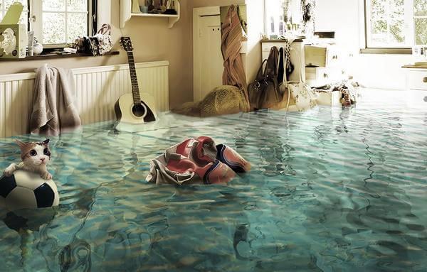 Что делать, если вы затопили соседей снизу