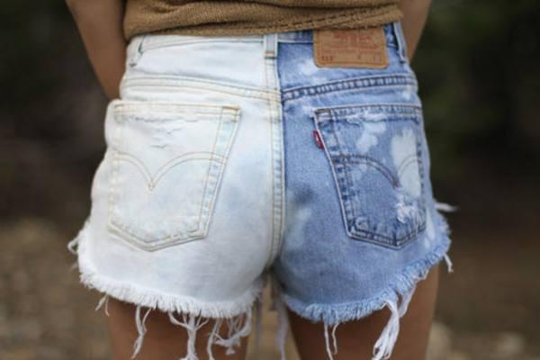 Что делать, если джинсы красятся или линяют