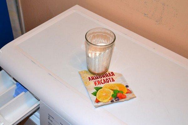 Как убрать накипь в стиральной машине автомат