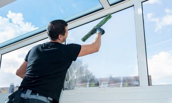 Как помыть окна без средства для стекол