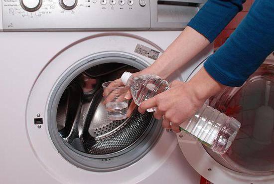 Как очистить стиральную машину от плесени