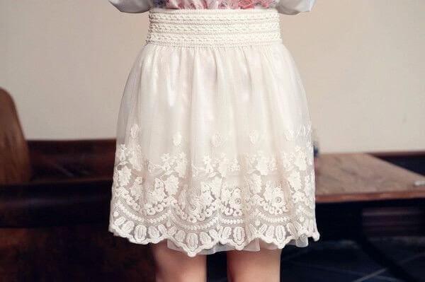 Как накрахмалить детское платье в домашних условиях