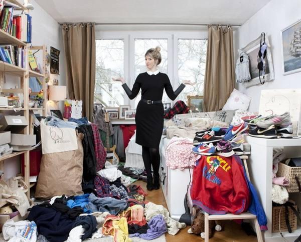 Как быстро навести порядок по всей квартире