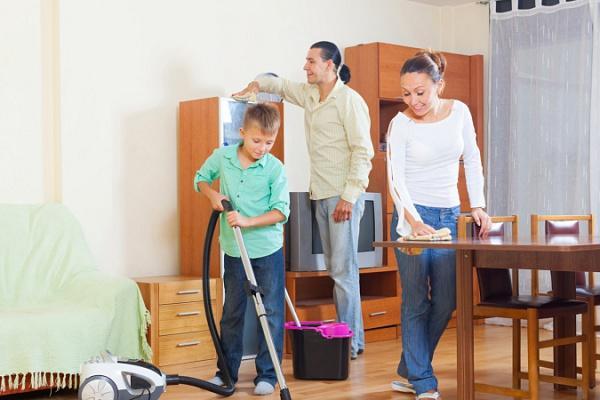 Последняя в жизни уборка: как навести порядок в квартире раз и навсегда