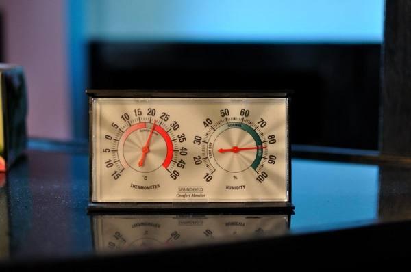 Какая влажность воздуха должна быть дома
