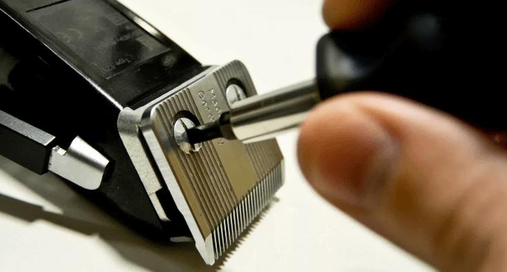 Как в домашних условиях наточить машинку для стрижки волос