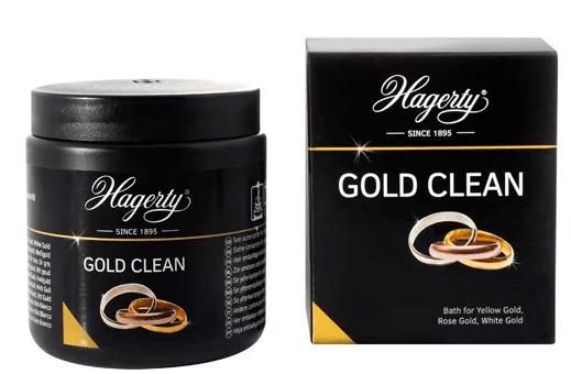 Как чистить золотые кольца с камнями