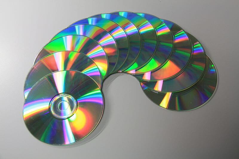 Что делать, если на компакт-диске появились царапины