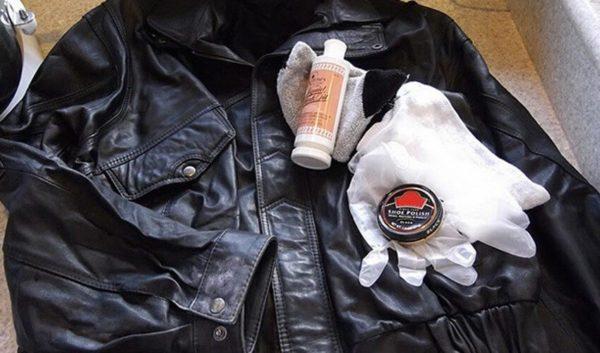 Как обновить кожаную куртку в домашних условиях: убрать потертости, восстановить