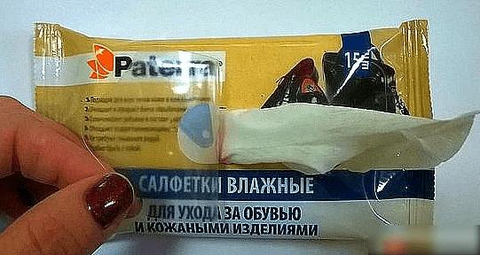 Как очистить кожаную сумку