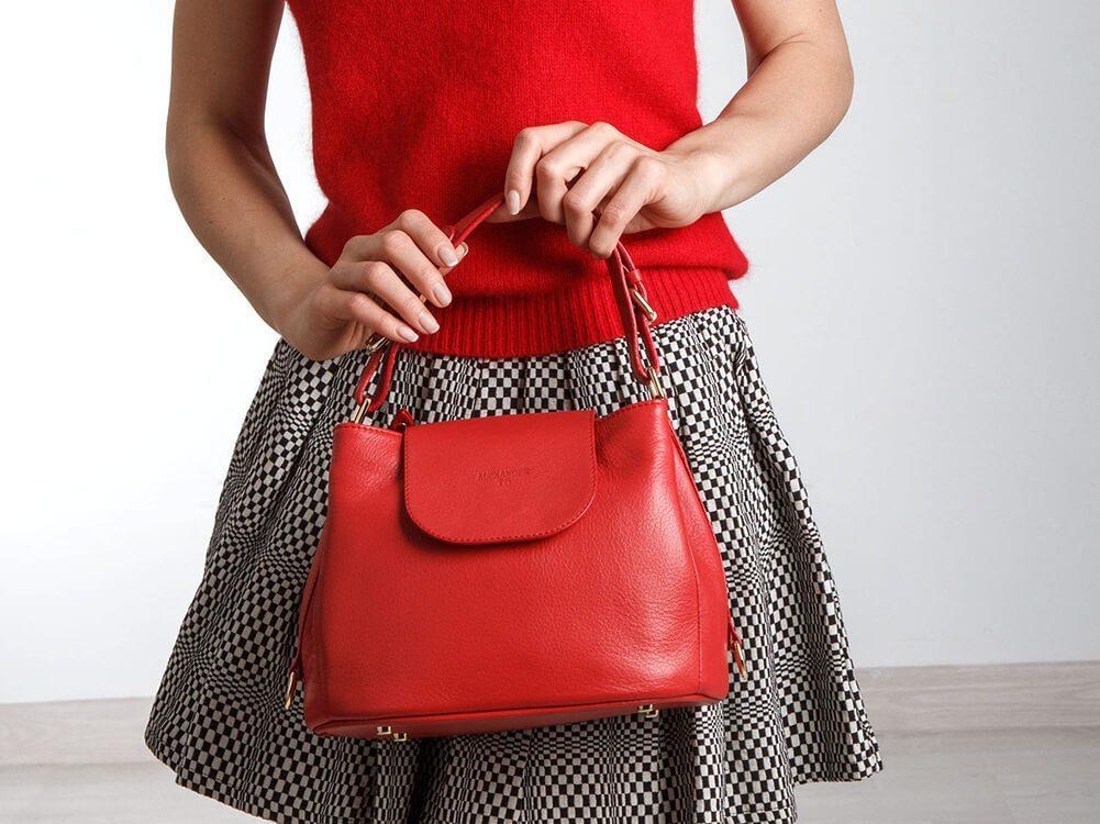Как почистить сумку из натуральной или искусственной кожи