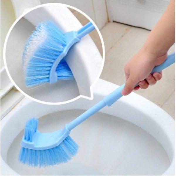 Как мыть и отчистить ершик для унитаза