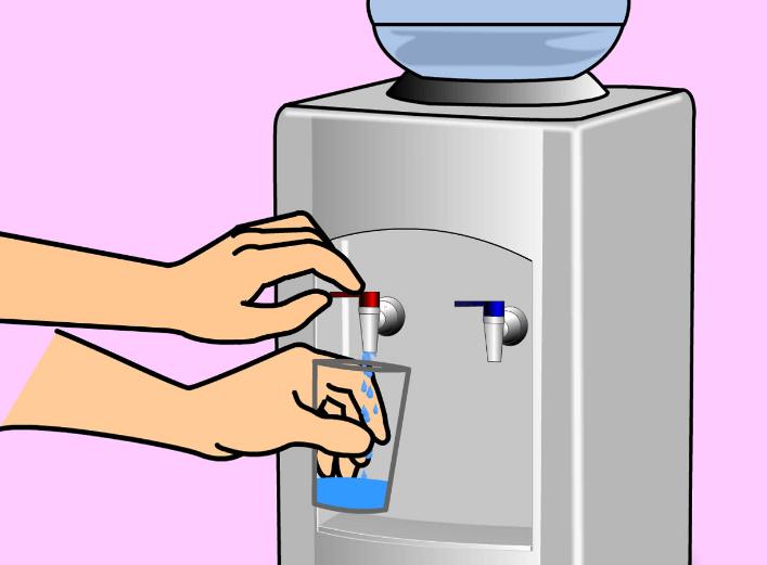 Как ремонтировать домашний кулер для воды