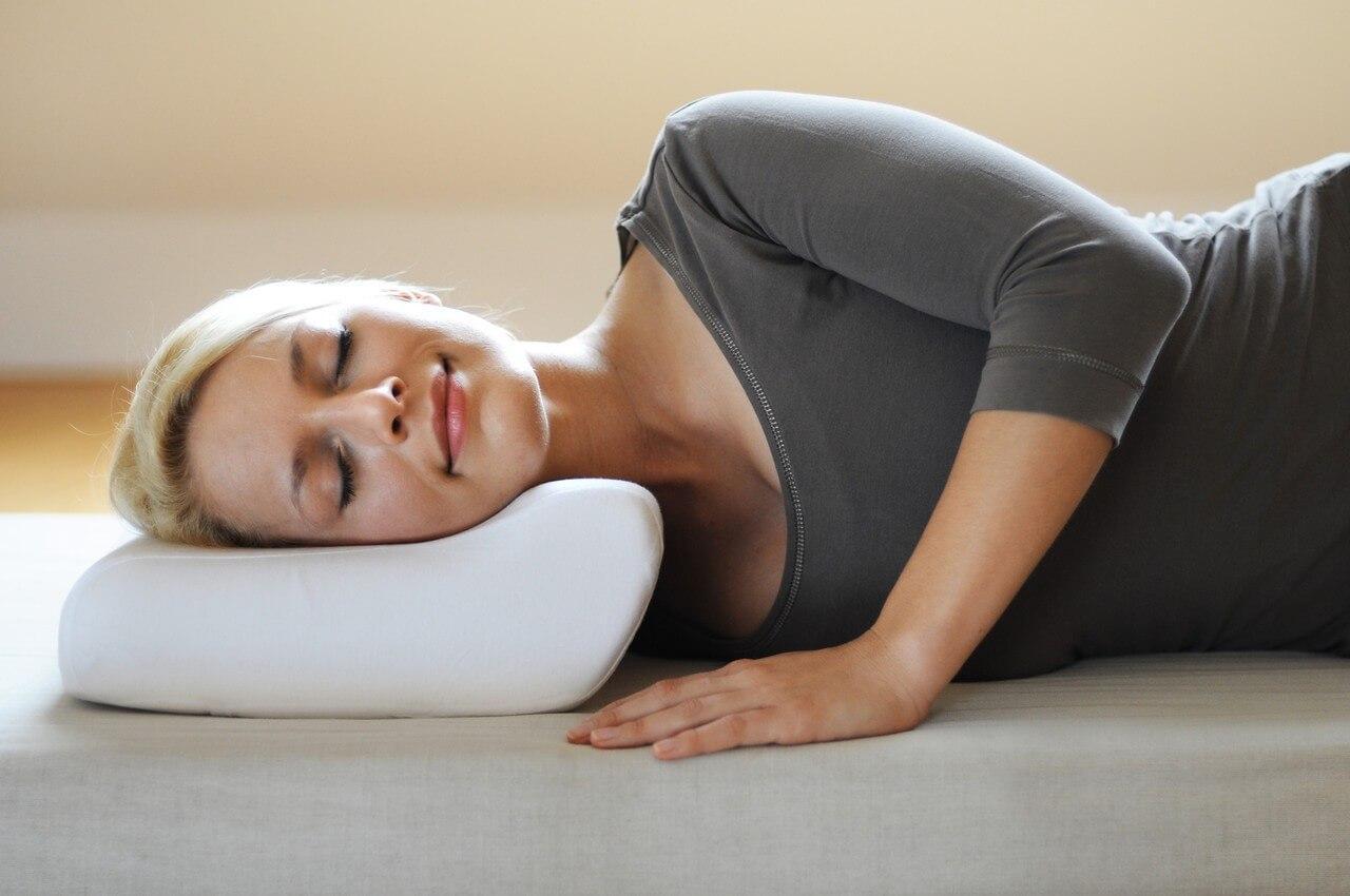 Как выбрать правильную ортопедическую подушку
