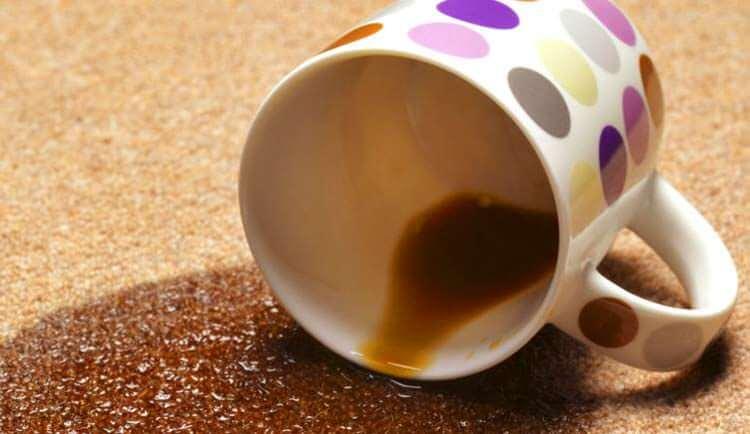 Эти средства удалят пятна от кофе без следа