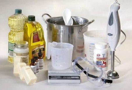 Как сделать новое мыло из обмылков