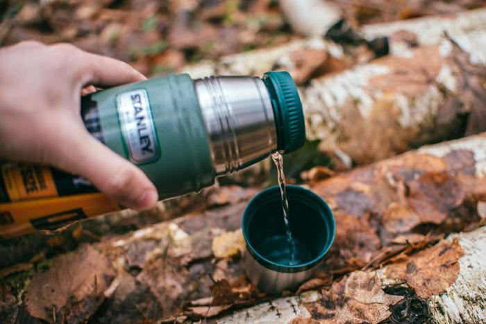 Как очистить термос из нержавейки внутри от чайного налета и запаха