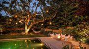 Идеи для освещения сада