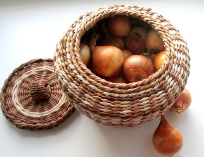 Очищенный лук: способы хранения — Sam-Village