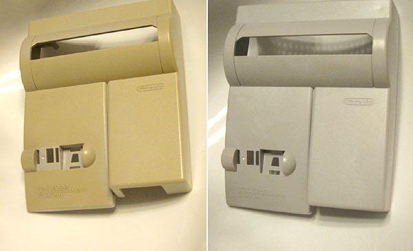 Как отбелить пожелтевший пластик на микроволновке