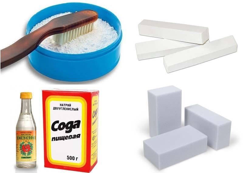 Как отбелить пожелтевший пластик